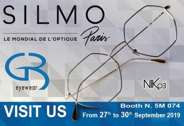 gb eyewear silmo 2019