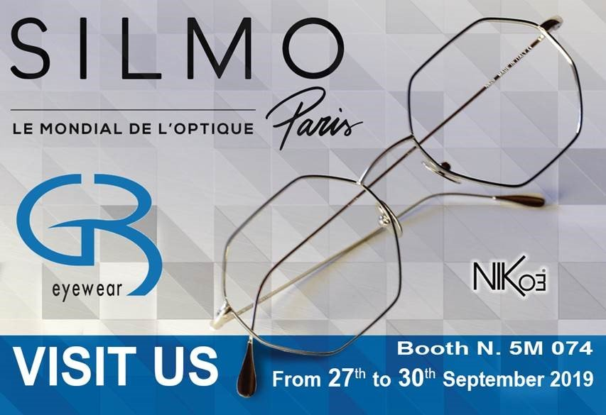 gb eyewear silmo 2019